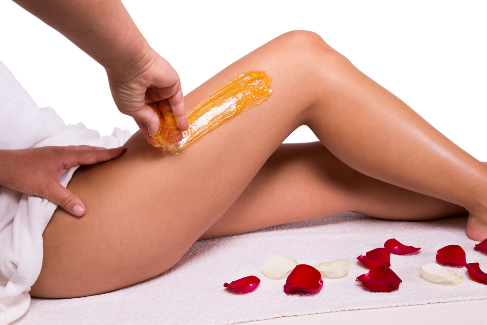 Caring for Skin after Sugaring or Waxing